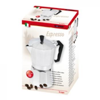 zubehoerexperte espressokocher induktion 6 tassen. Black Bedroom Furniture Sets. Home Design Ideas